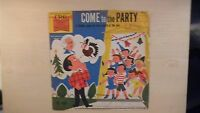 """CRG Records COME TO THE PARTY 10"""" 78 RPM 50s"""