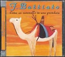 FRANCO BATTIATO - COME UN CAMMELLO IN UNA GRONDAIA  REM