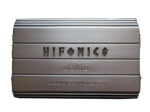 Hifonics Zeus ZX 6000 Endstufe Verstärker