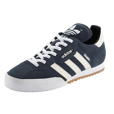 ADIDAS ORIGINALS SAMBA SUEDE TRAINER NAVY BLUE SIZES UK 7,8,8.5,9,9.5,10,11,12