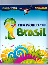 Panini Sammelalbum WM 2014 Brasilien Leeralbum