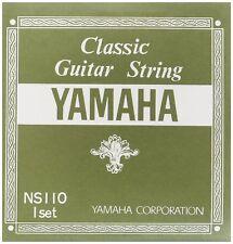 YAMAHA Classic guitar set string NS110  1Set(6 roots)Shipping from Japan