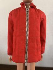 Vintage Barbie Ken Doll #798 Ski Champion Pak -Red Jacket Only Damaged