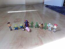 12 Mini Figura Disney Toy Story Figurina Giocattoli Torta Toppers