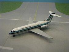 AEROCLASSICS BRITISH MIDLANDS DC9-15 1:400 SCALE DIECAST METAL MODEL