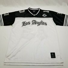 Urban Couture Victorious Los Angeles #13 Black and White Jersey Men's Xl (Ba5)