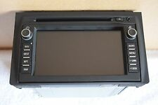 2007 2008 Saab 9-3 93 GPS Navigation Radio CD Player Genuine OEM
