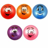 1-24 SMELL FRUITY KIDS SMELLY SCENTED BALL PLAY BOP FRUIT BOUNCE FACE SMILEY