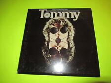THE WHO TOMMY SOUNDTRACK OST 2 LP