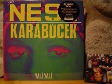 NESE KARABOCEK Yali Yali  LP/'70's Turkey/Turkish Psych Funk/Moog Synth Bangers!