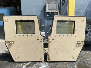 Hmmwv, Humvee, Hummer Amored Doors