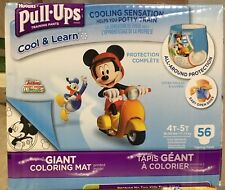 Pull-Ups Cool & Learn Training Pants for Boys, 4T-5T (38-50 lbs.) 56 Count.