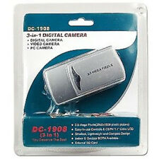 DC-1908 Camera Web camera camcord 1.3 Mega pixels BRAND NEW