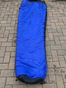 Snugpak Softie 10 Pertex Sleeping Bag - Black & Blue