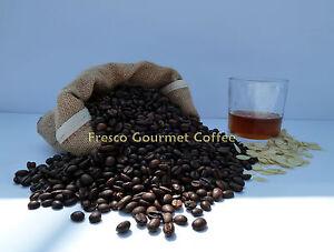 Amaretto Royale Flavour Decaffeinated Coffee Beans 100% Arabica Bean Coffee