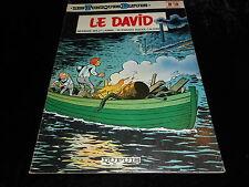 Cauvin & Lambil : Les tuniques bleues 19 : Le David EO Dupuis 1982