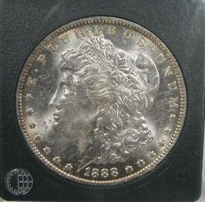 Estate Lot 1888-O Morgan Silver Dollar Nice Choice UNC Coin AK581