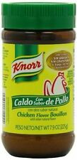 Knorr Caldo de Pollo - Chicken Flavored Bullion 7.9oz Jar