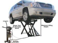 2800Kg/2.2Kw/240V Portable Mid-Rise Auto Car Scissor Lift Hoist With CE Standard
