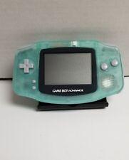 *MINT* Glow in the Dark Nintendo GameBoy Advance Pokemon System refurbished GBA