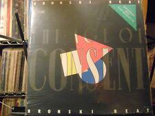 Bronski Beat The Age Of Consent LP Sealed Original