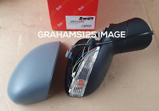 DOOR MIRROR RIGHT FITS FORD FIESTA MK7 (PRIMED ELECTRIC HEATED INDICATOR) MM3966