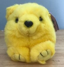 Puffkins Buttercup the Yellow Bear