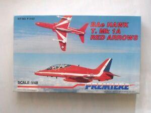 Premiere 1/48 3102 HAWK T. Mk.1A RED ARROWS