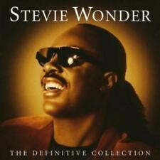 Stevie Wonder : The Definitive Collection CD (2005) ***NEW***