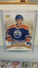 2015/16 Ice Exquisite Collection Rookies Gold Spectrum #R30 Connor McDavid 69/97