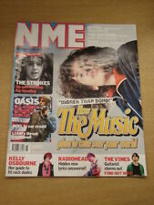 NME 2002 AUG 17 QUEENS OF THE STONE AGE DATSUNS OASIS
