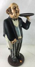 Decorative Butler Statue / Wine Holder Lot 2367