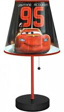 Disney Cars Table Lamp, Black