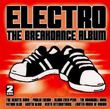 >>   ELECTRO - THE BREAKDANCE ALBUM/ VARIOUS ARTISTS - 2 CD SET