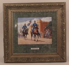 Mort Kunstler ROAD TO GLORY Gallery Framed and Matted Print