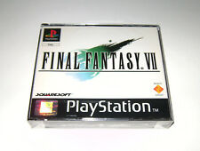 BRAND NEW! SEALED!!! Final Fantasy 7 vii PAL black label -NO ntsc jap viii ix x