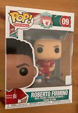 Roberto Firmino Liverpool Fc - Funko Pop! Vinyl Football Figure #09 *Authentic*