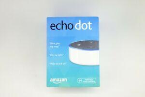Echo Dot (2nd Generation) - with ALEXA voice, Smart speaker NEW Sealed