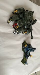 Halo Wars Mega Bloks UNSC Rhino Set 9701 (With Extra Figurines)