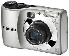 Canon PowerShot Point & Shoot Digital Cameras