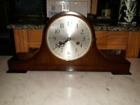 ELGIN mantel clock (VERY RARE) MANY SIMILAR  NOT LIKE THIS ONE (WORKING  PERFECT