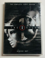 NEW SEALED THE X FILES THE COMPLETE FIRST SEASON DVD
