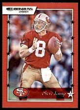 2021 Donruss Retro 2001 #14 Steve Young - San Francisco 49ers