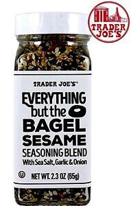 🔥 Trader Joe's Everything but the Bagel Sesame Seasoning Blend Joes Spices 🔥