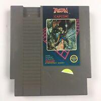 Trojan NES (NTSC) Nintendo Capcom