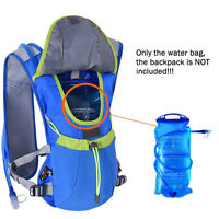 1L-2L-3L Water Bladder Backpack Hydration System Pack Hiking Outdoor Camping Bag