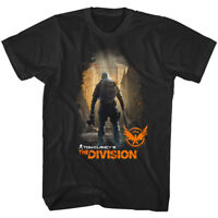 Tom Clancy's Division Game Cover Men's T Shirt Ubisoft Strategic Homeland Gamer