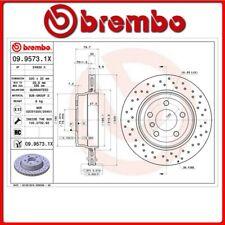 09.9573.1X#5 DISCO FRENO POSTERIORE SPORTIVO BREMBO XTRA BMW X3 (E83) 2.5 si 160