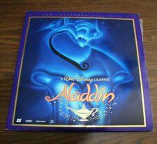 Disney's Aladdin - CAV Letterbox Laserdisc Movie