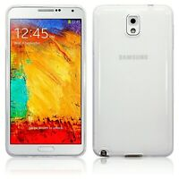 Silicone Slim TPU Gel Back Protector Case Cover For Samsung Galaxy Note 3